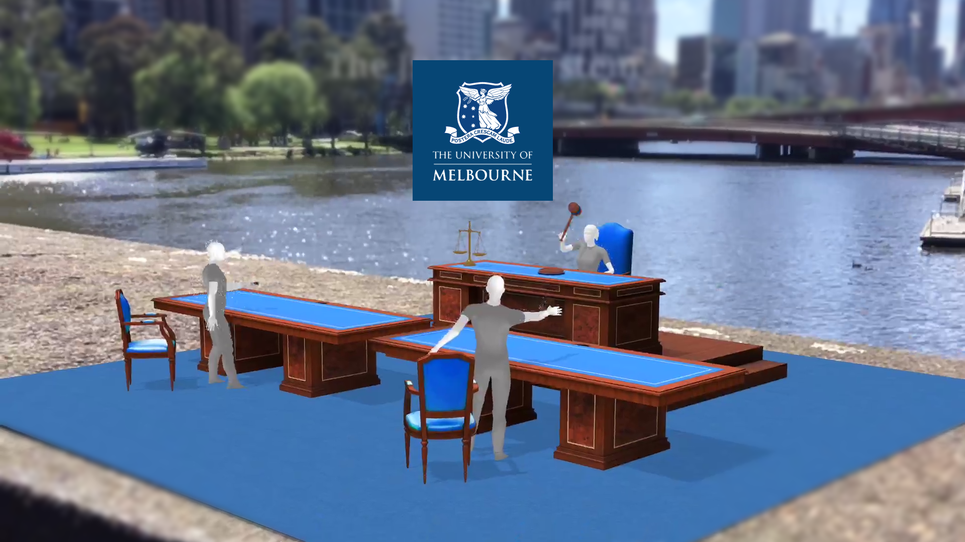 Melbourne Law School AR